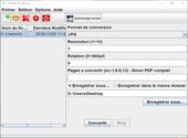 Comment  convertir un PDF en image ?