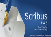 Comment mettre en page un document avec Scribus ?