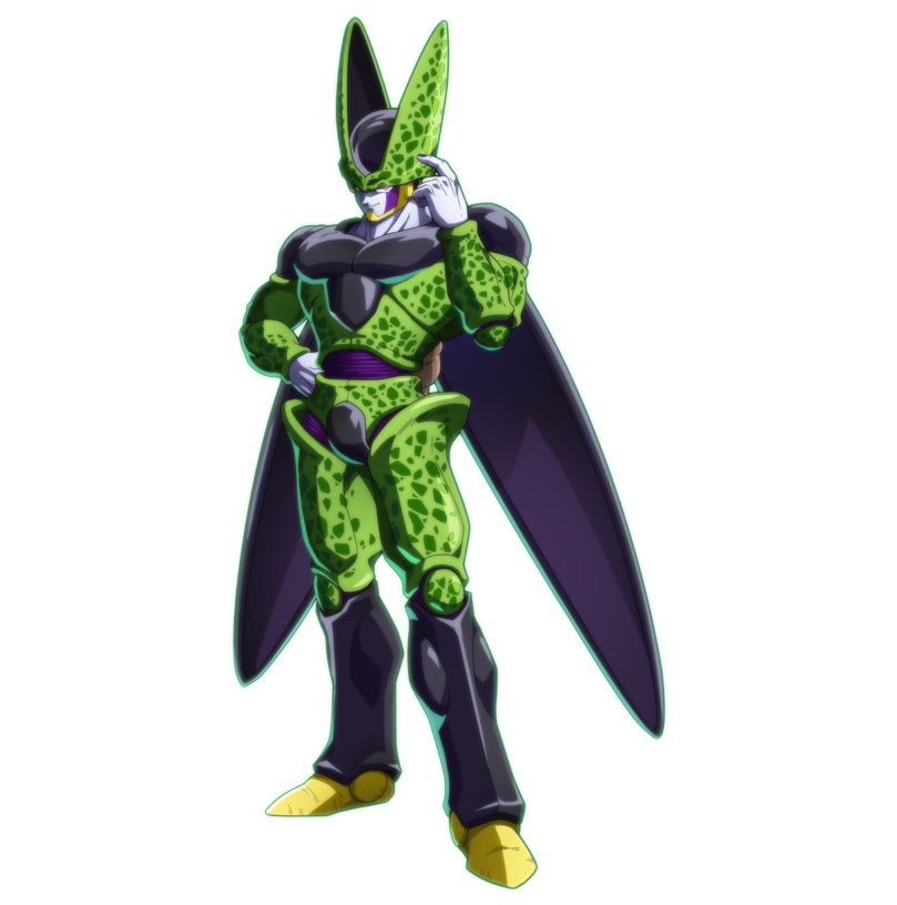 Dragon Ball Fighterz - Cell