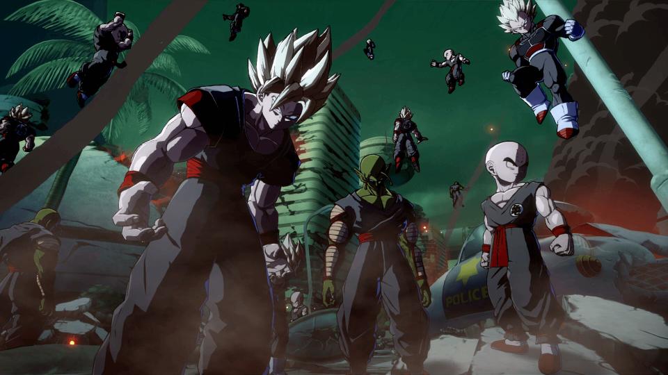 Dragon Ball Fighterz - Clones