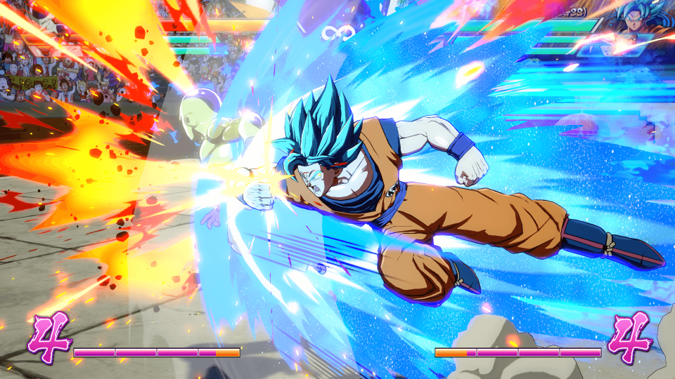 Dragon Ball FighterZ - Goku Super Saiyan Blue