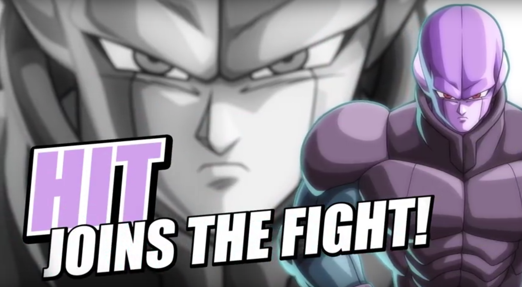 Dragon Ball Fighterz - Hit Joins the Fight