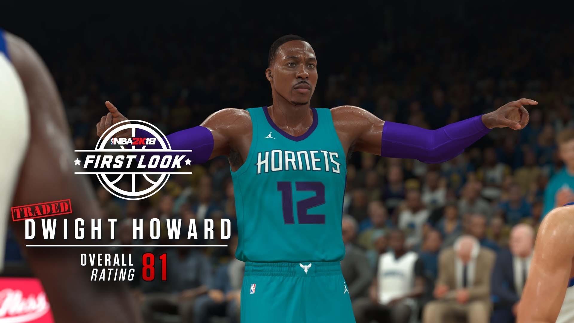 NBA 2k18 - Dwight Howard