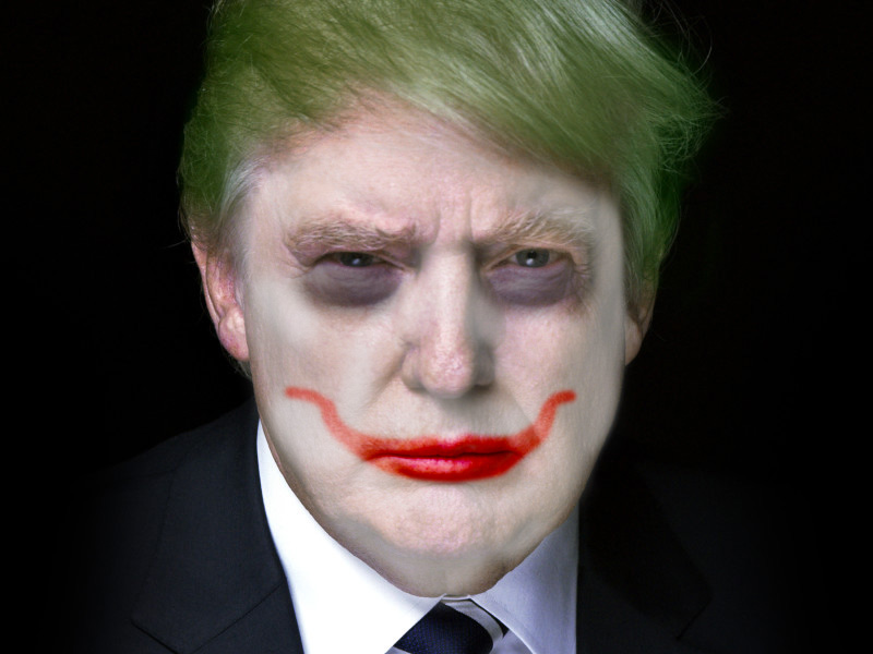 Le Joker Trump