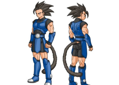 Nouveau Saiyan Dragon Ball Legends