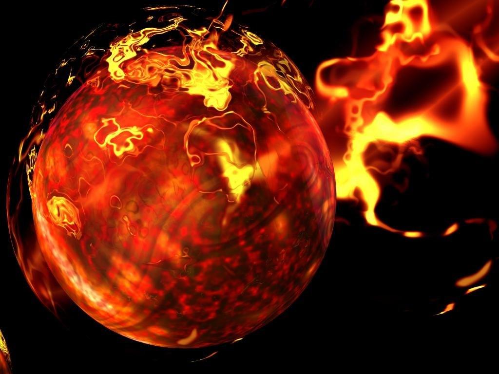 boule de feu wallpaper - photo #6