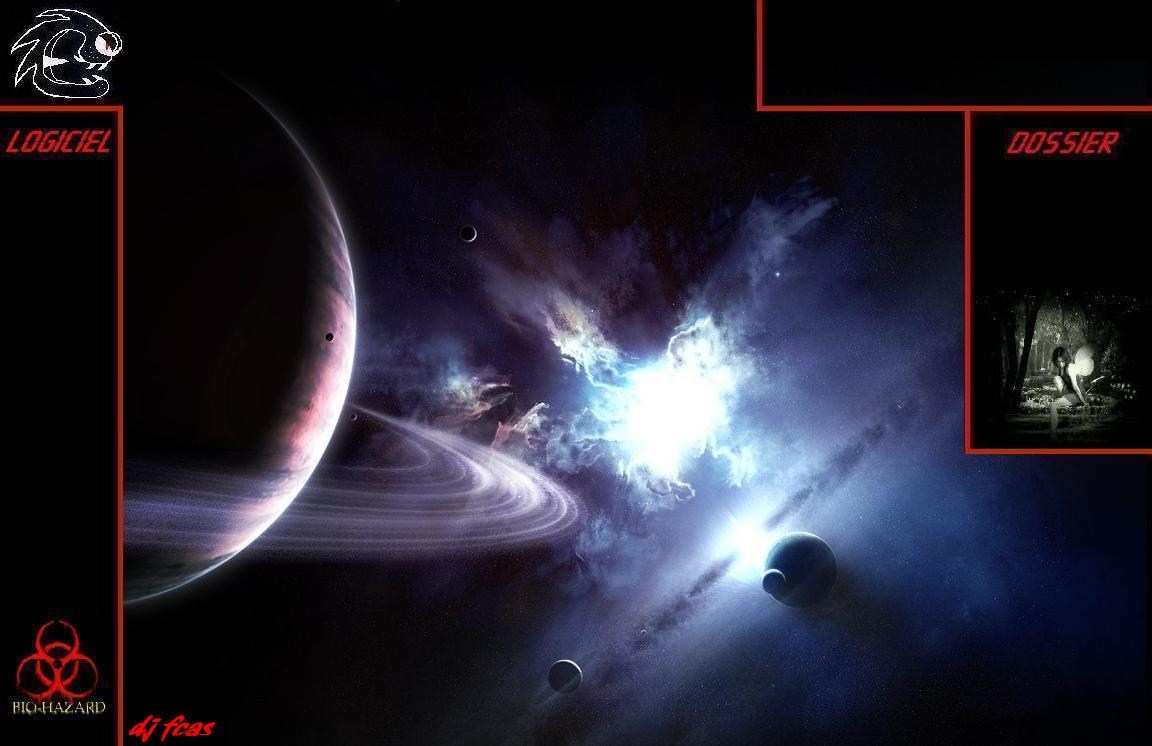Fond d'écran greg martin planete 3D