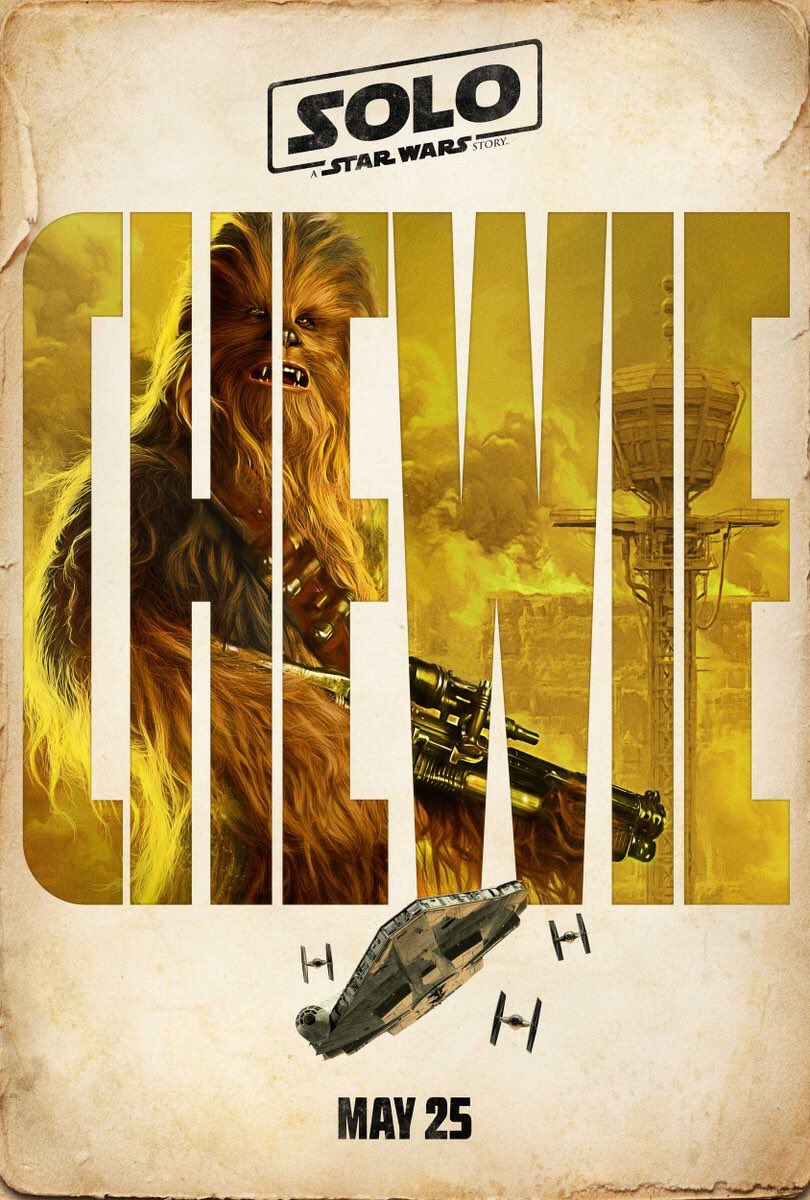 Chewe Solo a Star Wars Story