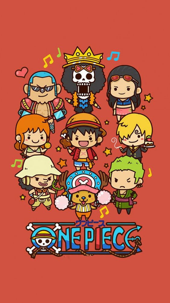 One PIece 8 bits Gros Pixels