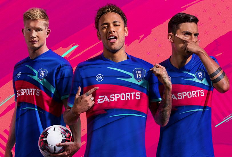 Maillot FUT 19 - FIFA 19