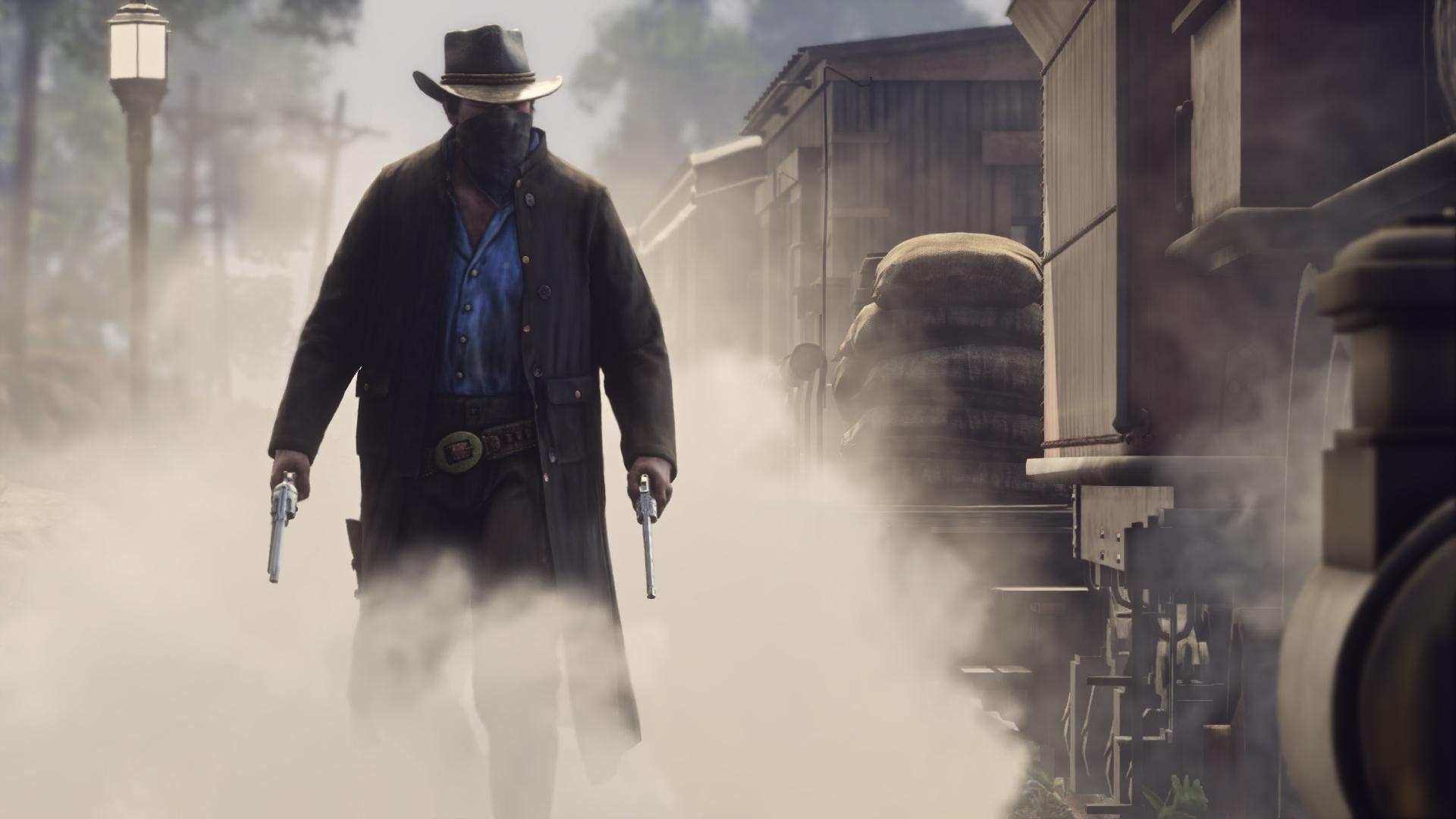 Red Dead Redemption 2 Vapeur