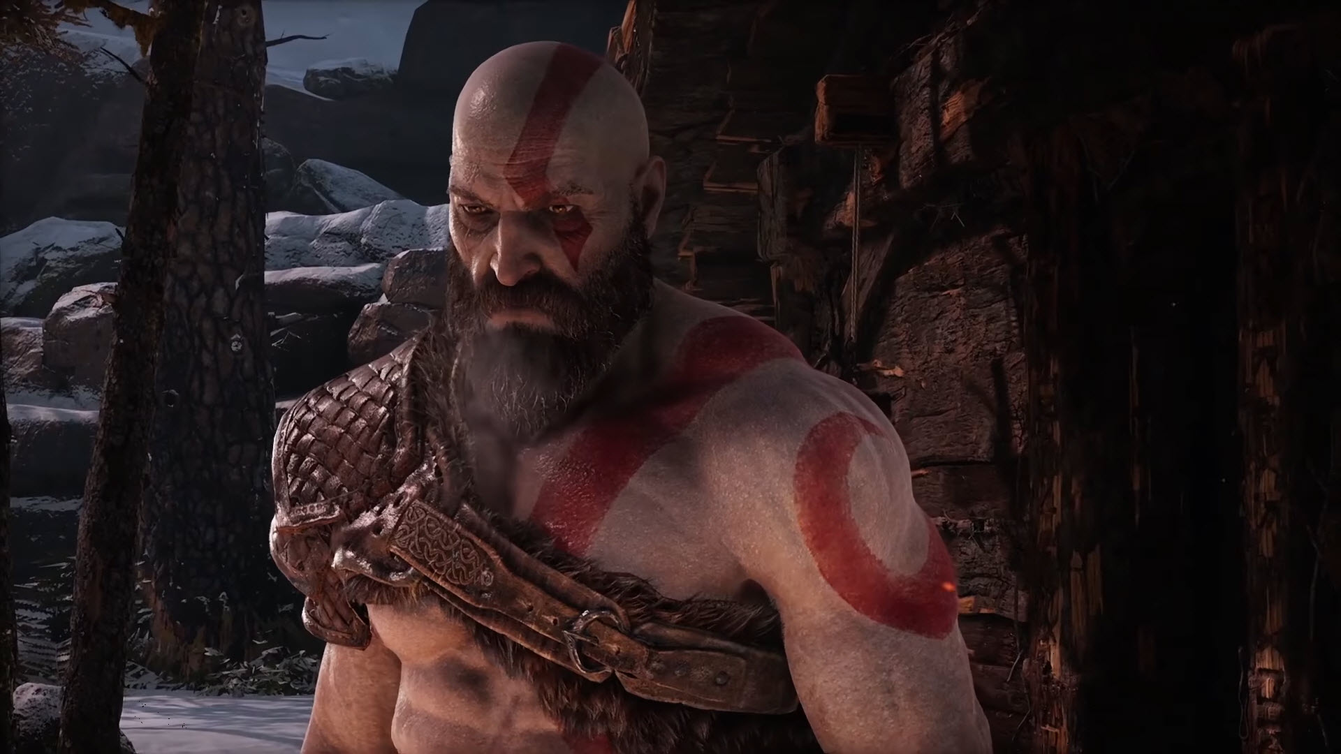 Héros God of War 4