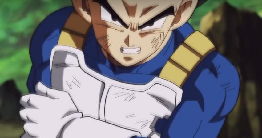Dragon Ball Super Episode 123 - Vegeta