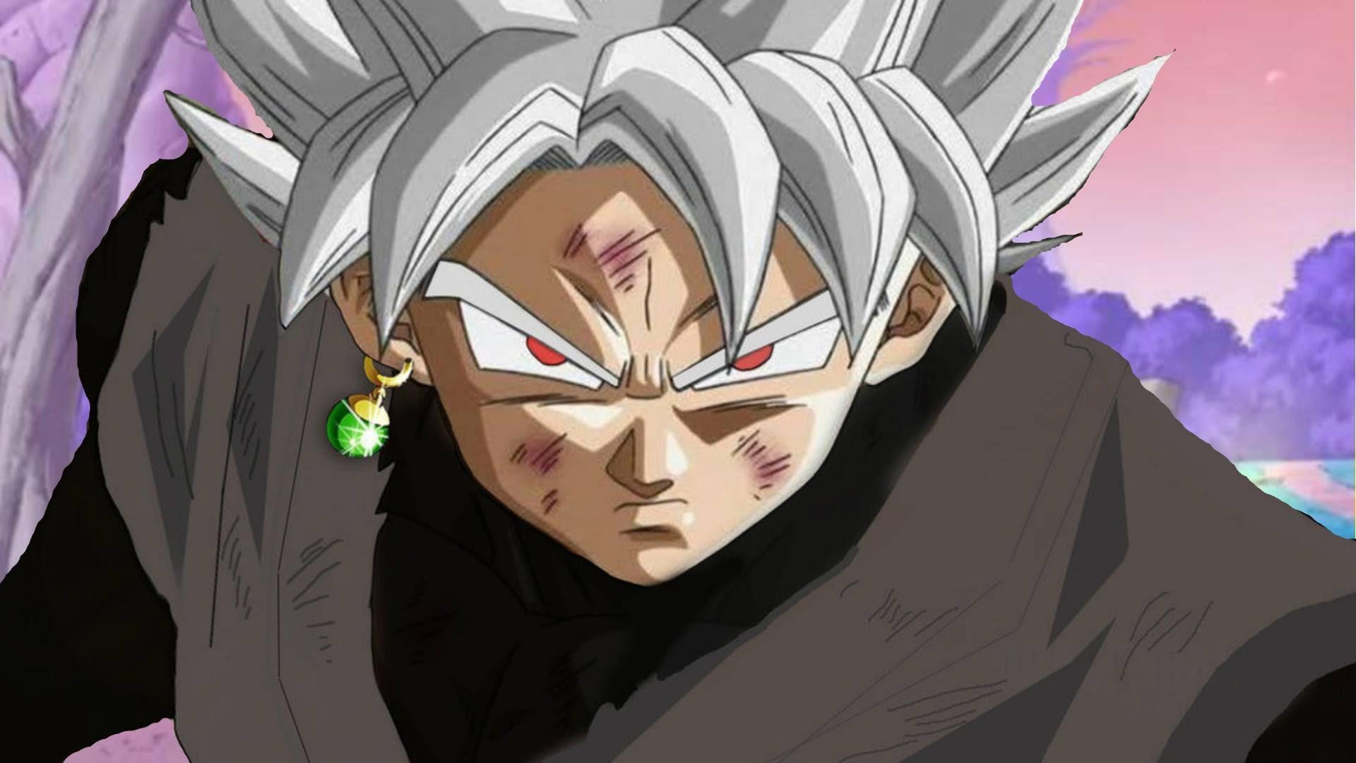 Goku Black  - Super Saiyan