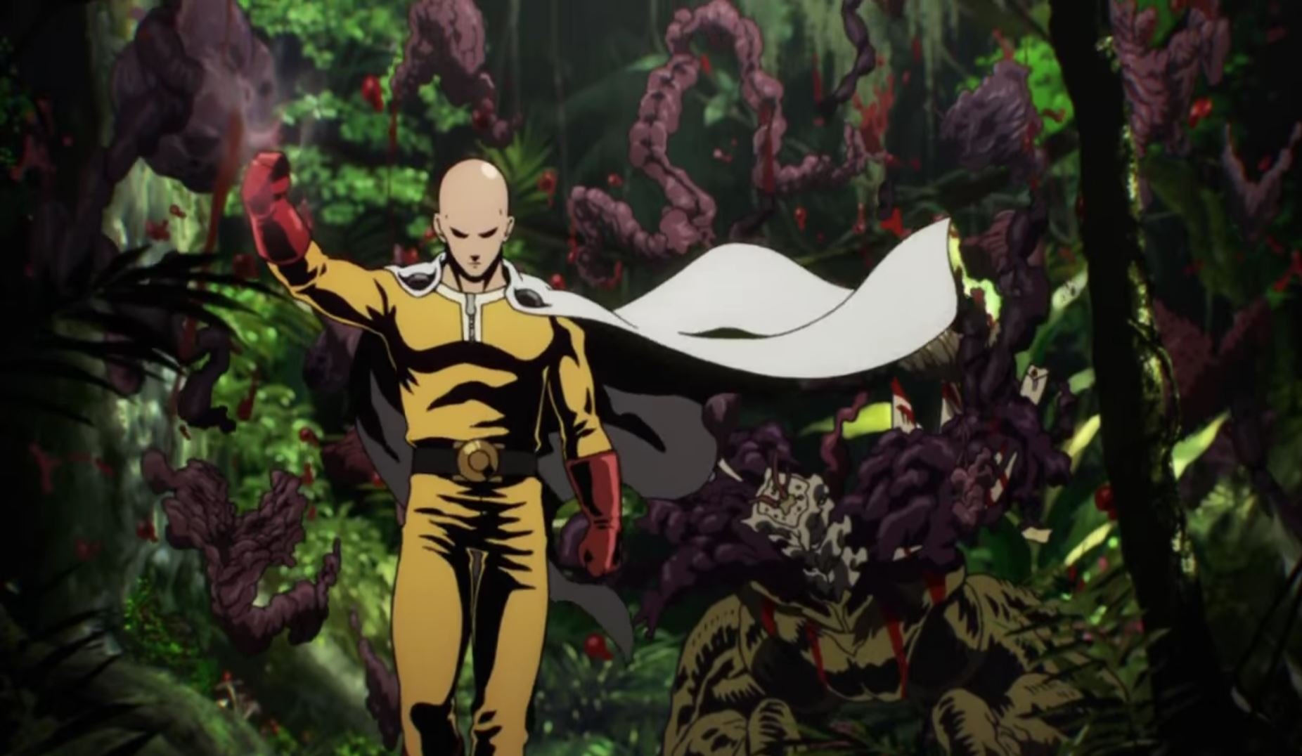 T 233 L 233 Charger Fonds D 233 Cran One Punch Man Gratuitement