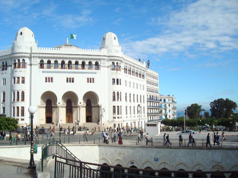 Image grande poste alger for Piscine portable algerie