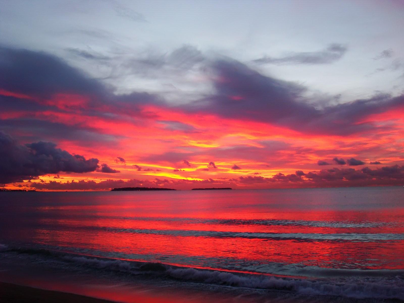 Image coucher de soleil - Lever et coucher du soleil france ...