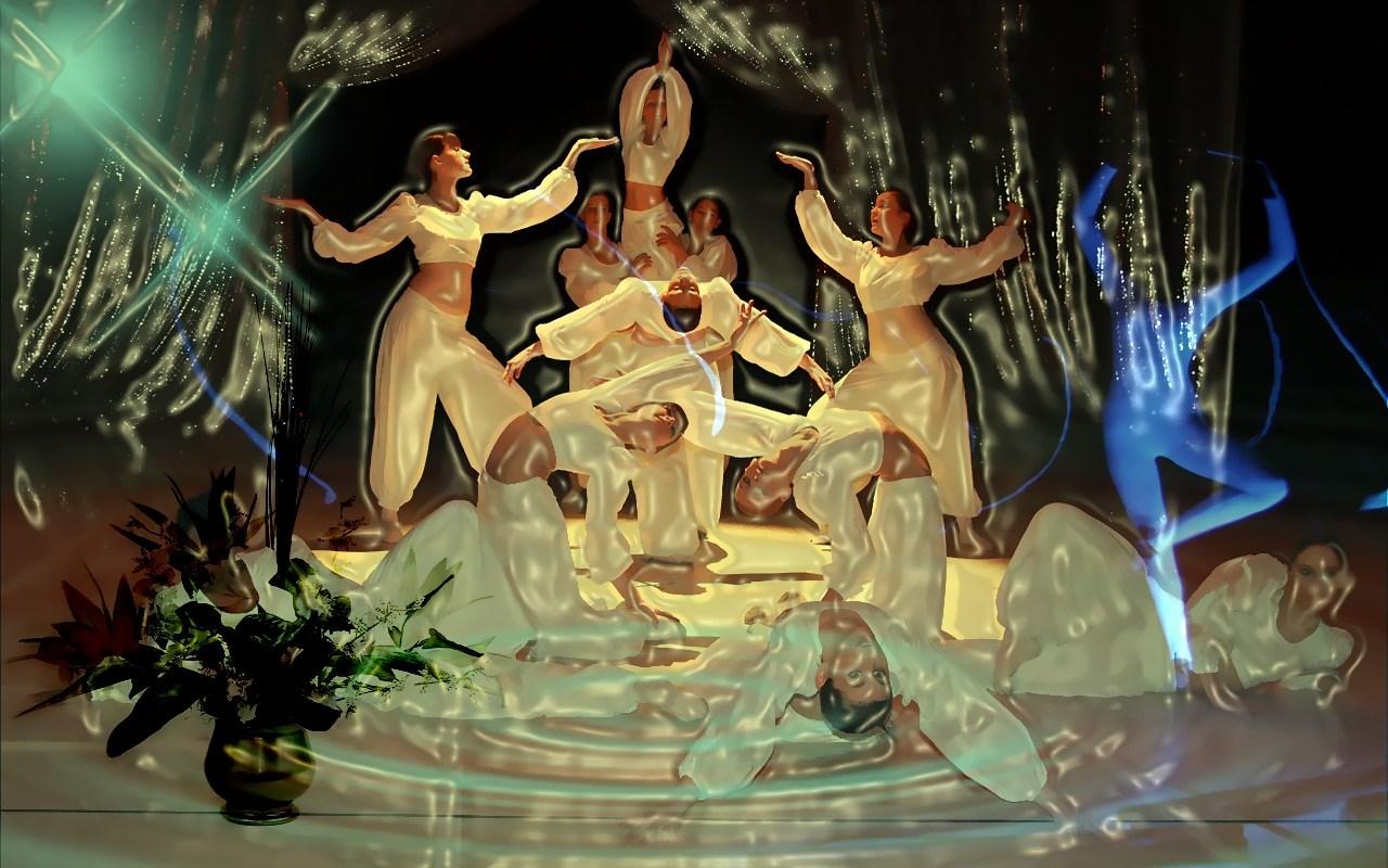 Image multidanse - Danse classique