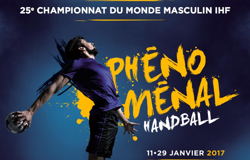 T l charger fonds d 39 cran coupe du monde de handball 2017 gratuitement - Hand ball coupe du monde ...