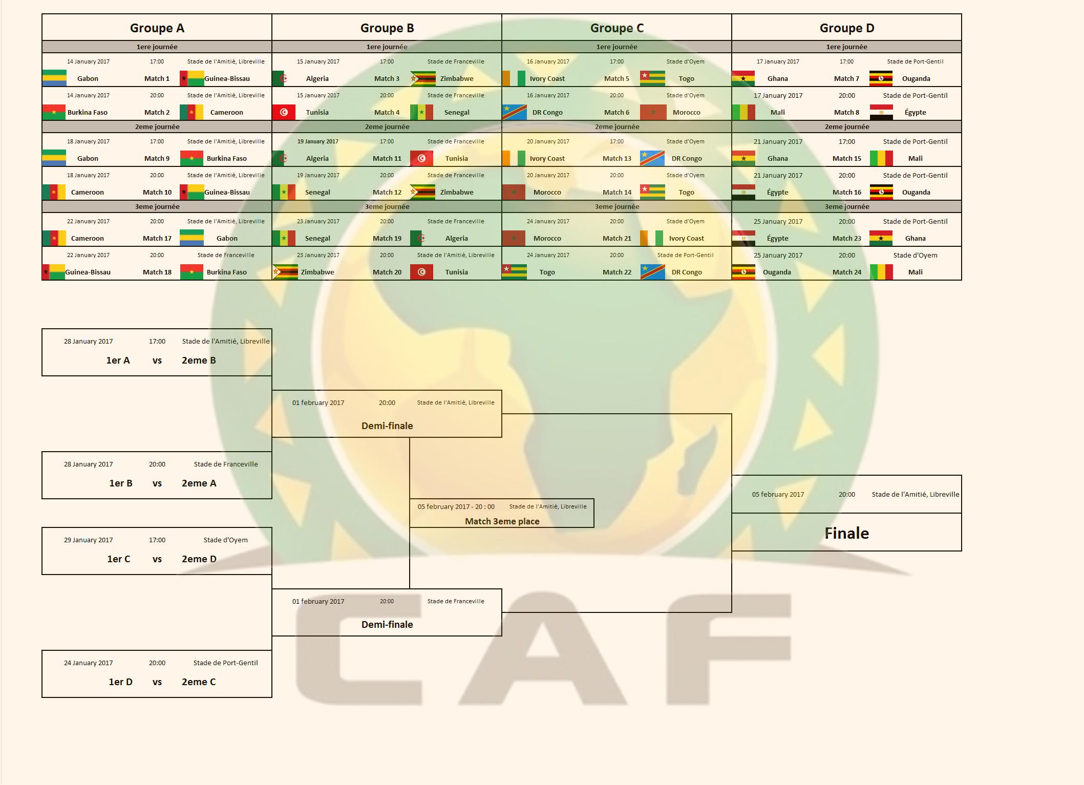T l charger fonds d 39 cran calendrier coupe d 39 afrique des - Coupe d afrique des nation ...