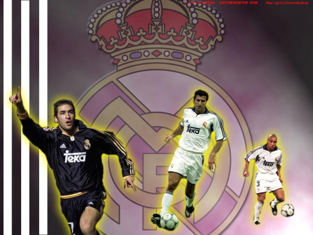 Football Real Madrid
