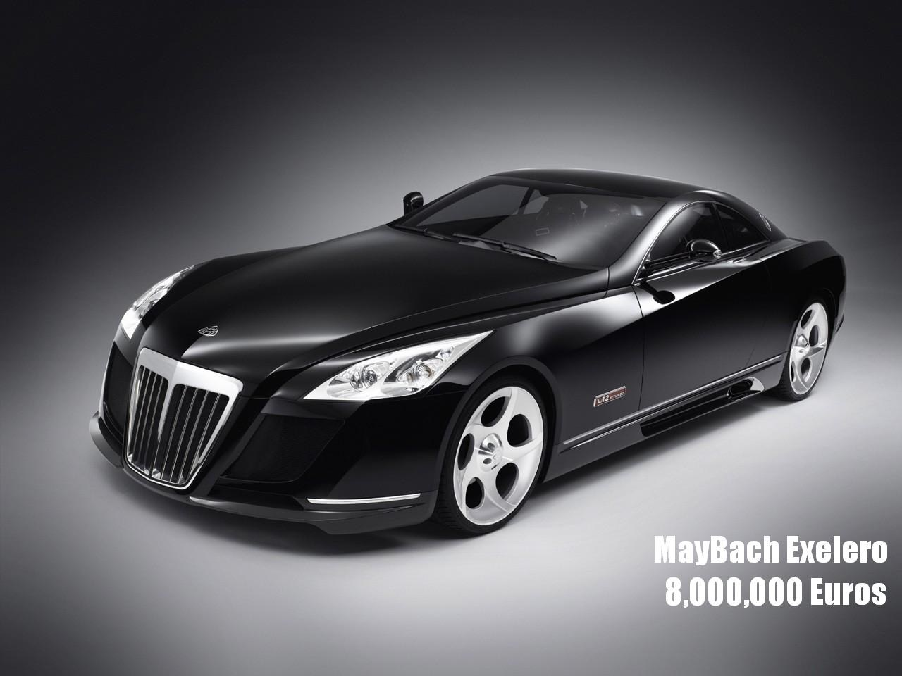 image maybach exelero. Black Bedroom Furniture Sets. Home Design Ideas