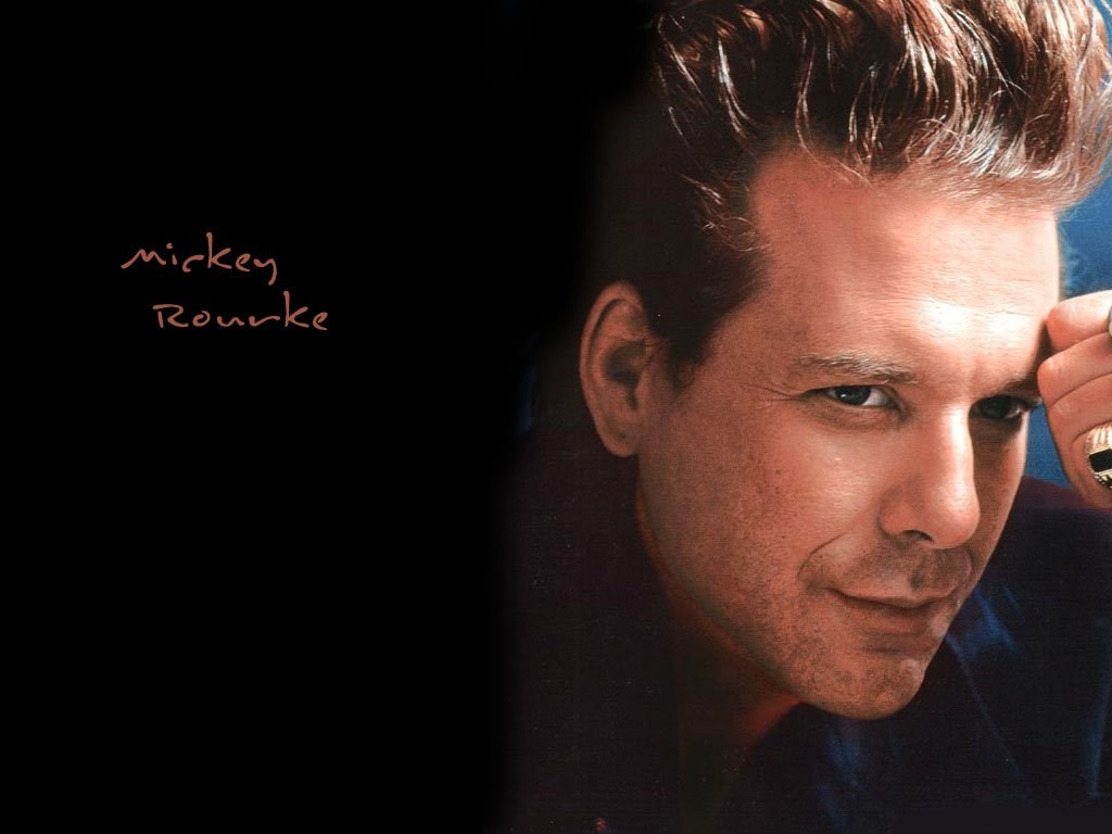 Mickey Rourke - Photo Colection