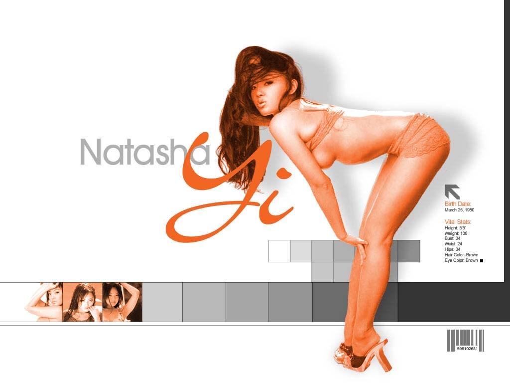 Natasha Yi - Photo Set