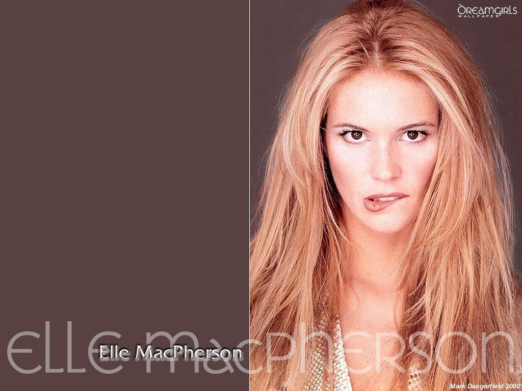 Elle MacPherson - Wallpaper Actress