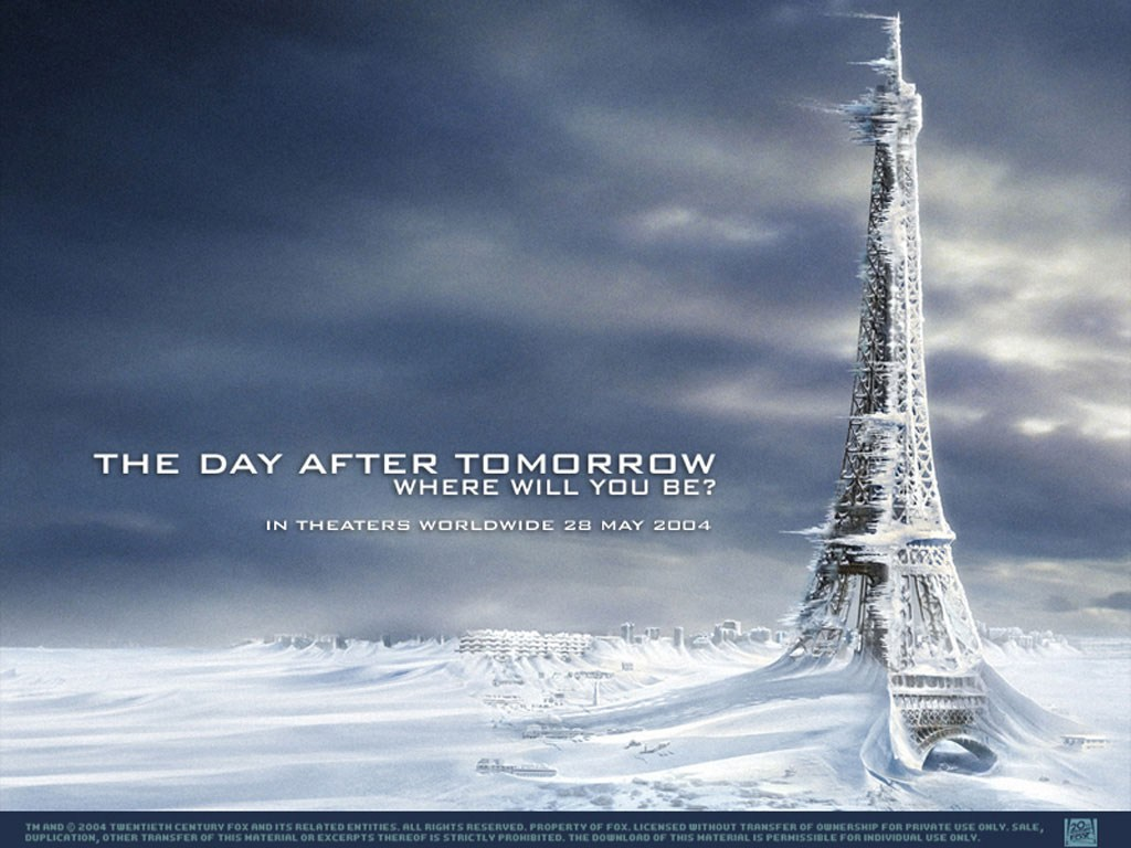 ზეგ    The Day After Tomorrow