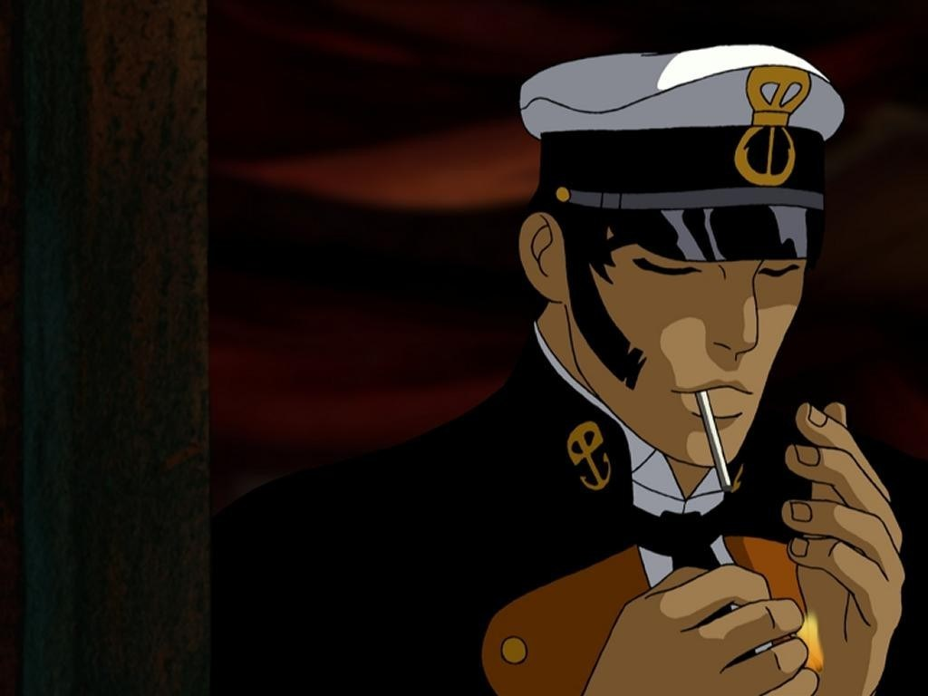 Pin corto maltese bd wallpaper 20099418 fanpop fanclubs on for Fond ecran bd gratuit