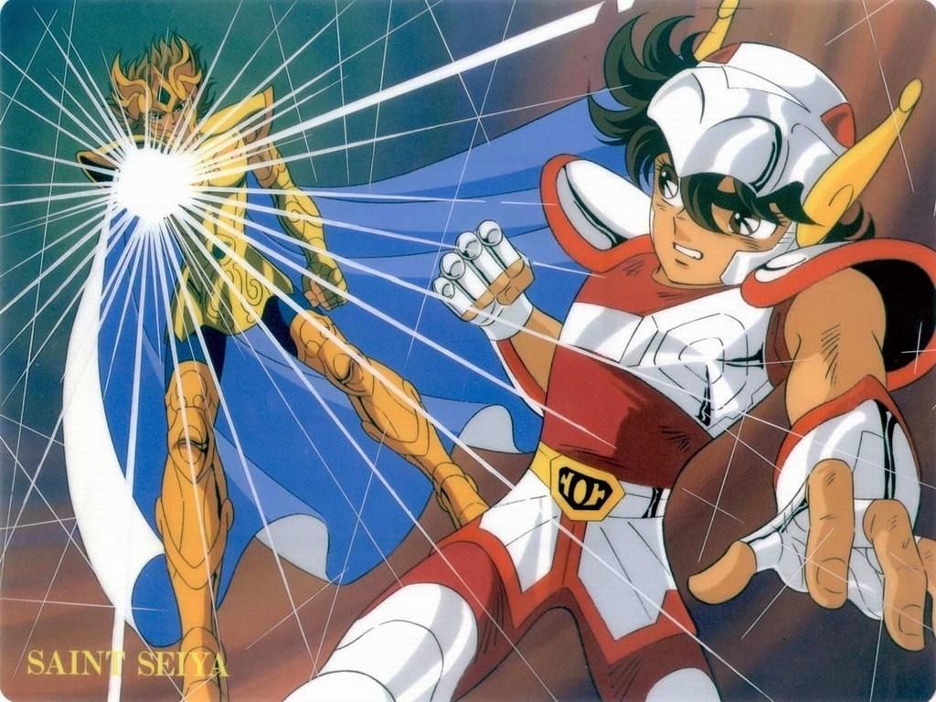 chevalier du zodiaque dessin anime