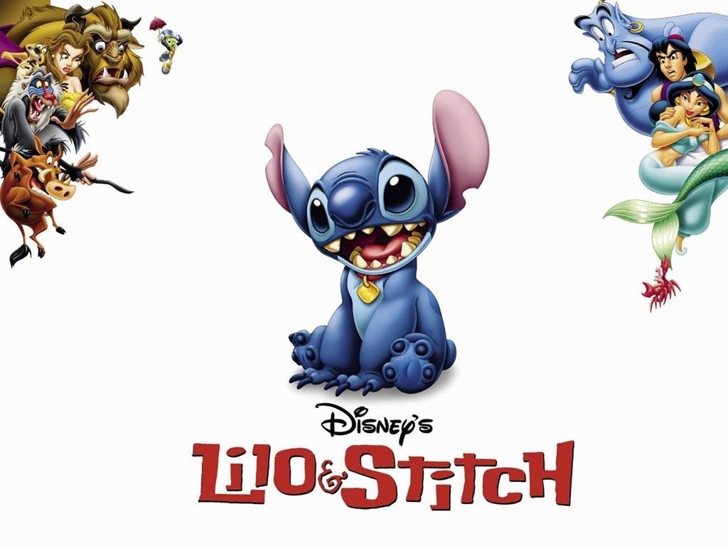 Stitch Dessin Anime Colorier Les Enfants Marnfozine Com