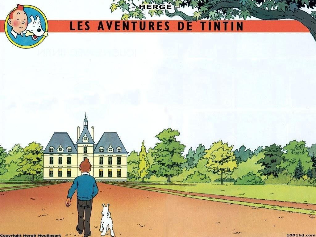 T 233 L 233 Charger Fonds D 233 Cran Tintin Gratuitement