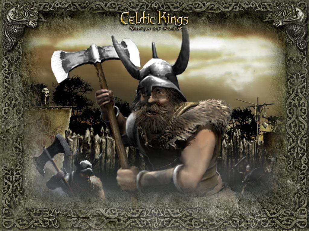 Image celtic kings rade of war - jeux jeu vidéos vidéo