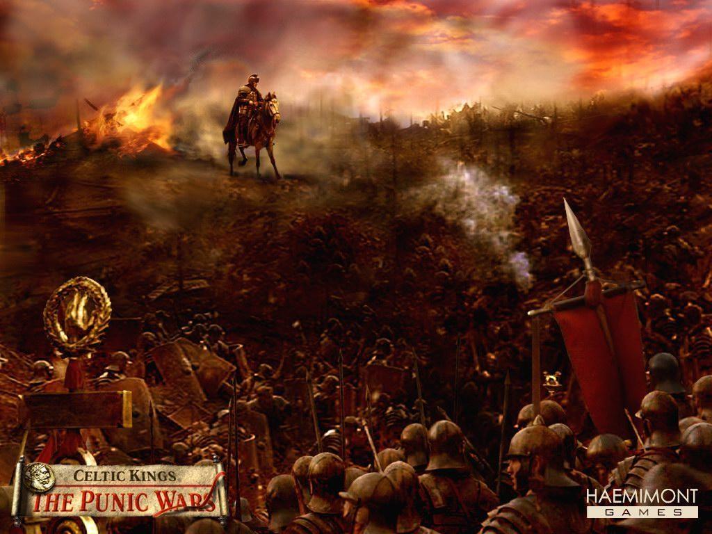 Image celtic kings the punic wars - jeux jeu vidéos vidéo