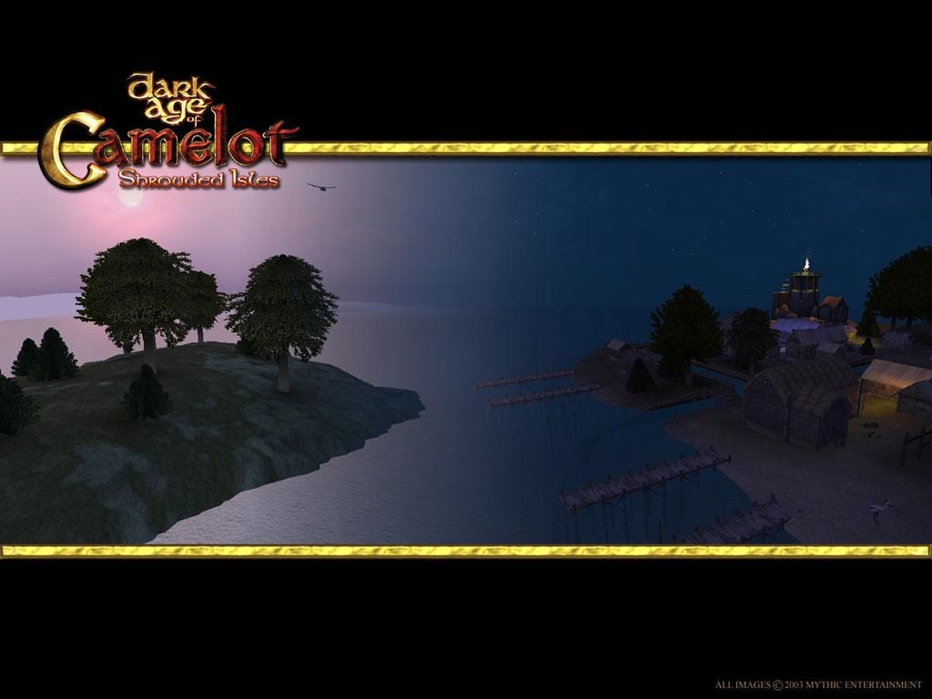 Dark Age of Camelot Shrouded Isles