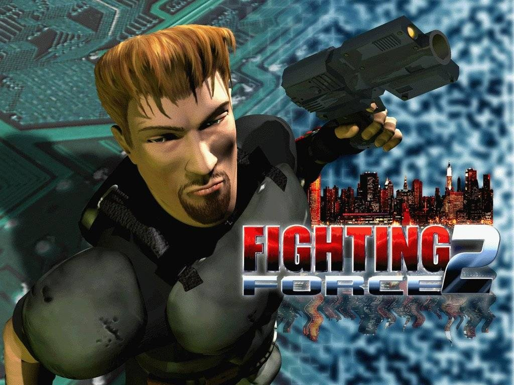 Fighting force 2