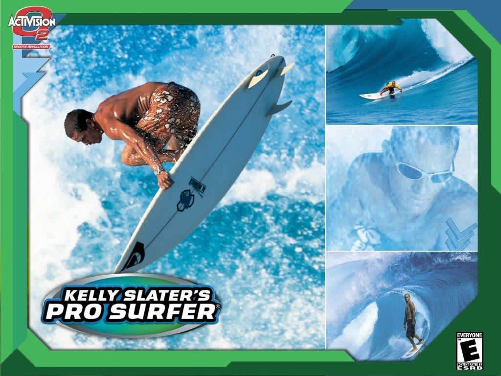 Image kelly slater pro surfer - jeux jeu vidéos vidéo