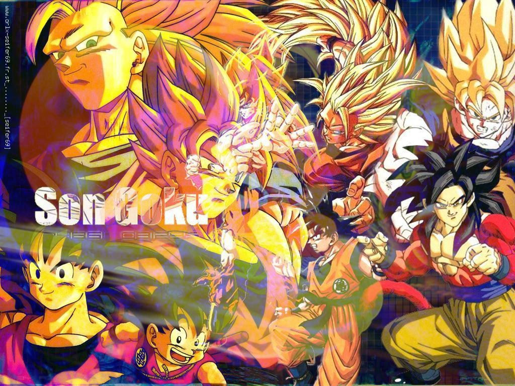 T l charger fonds d 39 cran dragonball z gratuitement for Fond ecran dbz
