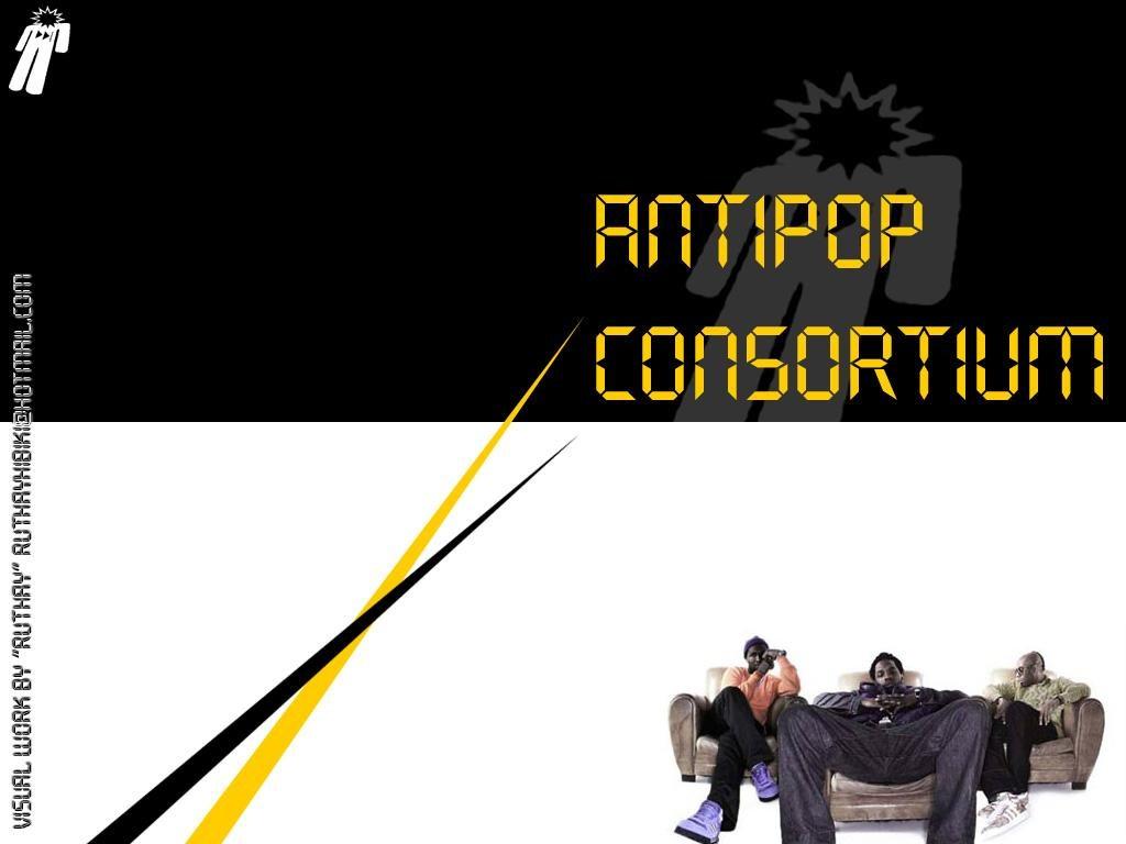 Antipop Consortium - Tragic Epilogue