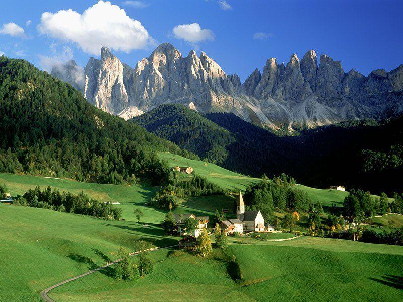 pin paysages montagne fond - photo #20