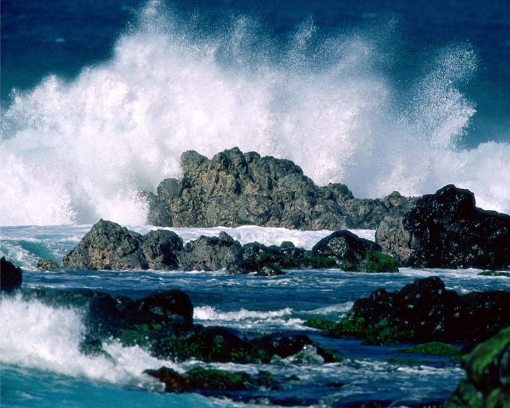 Image océan - nature