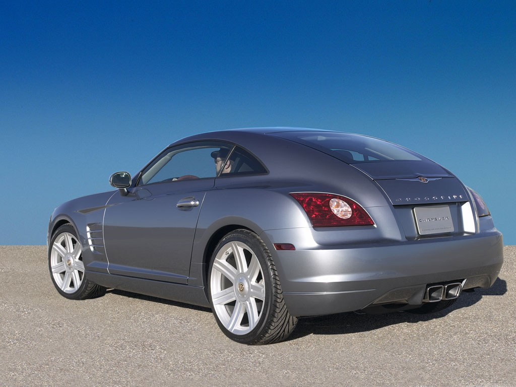 Chrysler Crossfire - autos auto automobiles automobile voitures voiture Chrysler