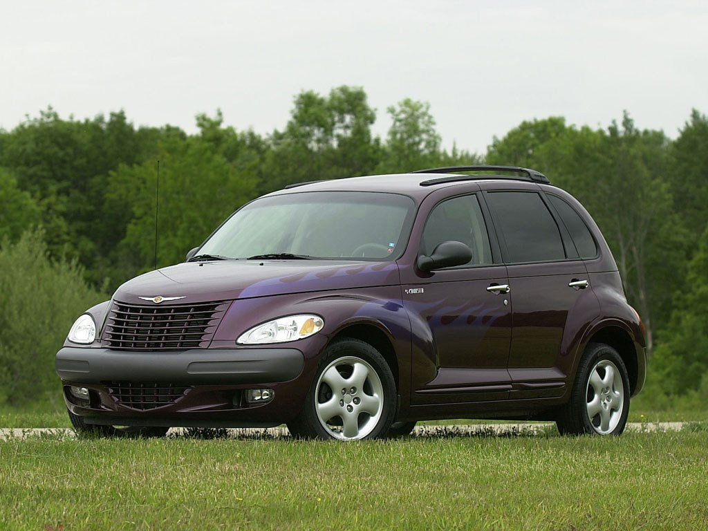 Chrysler PT Cruiser - autos auto automobiles automobile voitures voiture Chrysler
