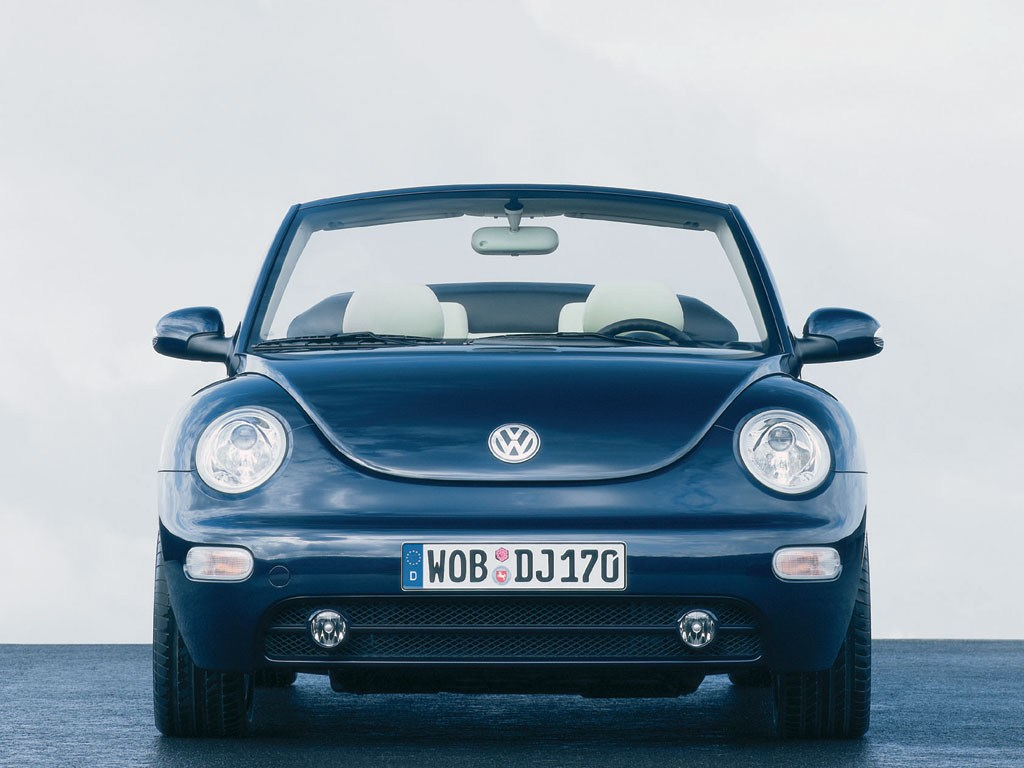 Volkswagen New Beetle Convertible Cliquez Pour Voir L