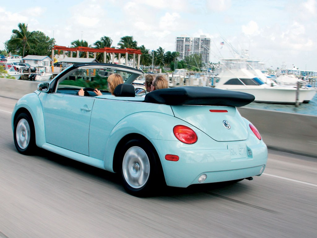 t l charger fonds d 39 cran volkswagen new beetle convertible gratuitement. Black Bedroom Furniture Sets. Home Design Ideas