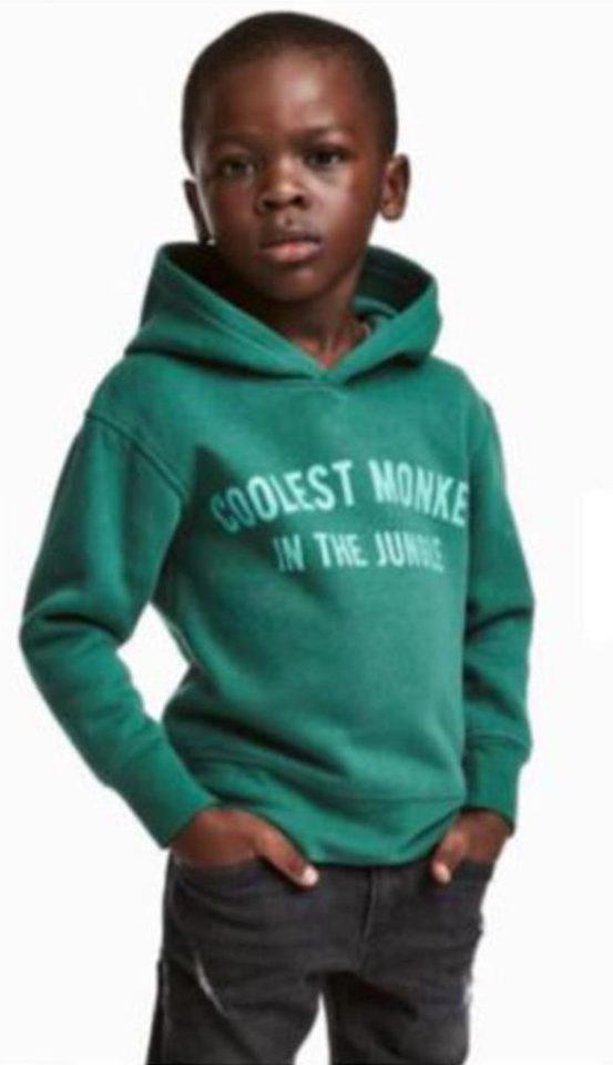 Une photo H&M jugée raciste