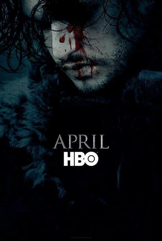 Poster Game of Thrones saison 6