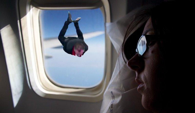 Christophe Barbier en chute libre